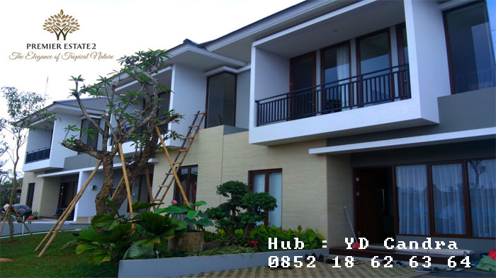 premier estate 2 perumahan mewah selangkah dari exit tol jatiwarna bekasi