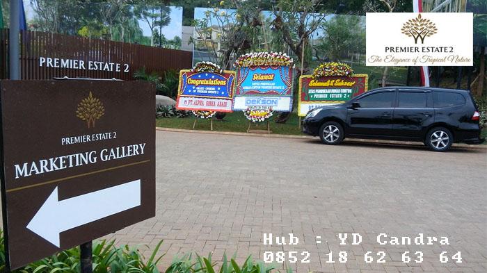 premier estate 2 perumahan mewah selangkah dari exit tol jatiwarna bekasi 002